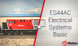ES44AC - Electrical Systems - Basic