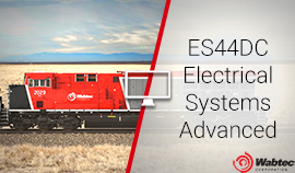 ES44DC - Electrical Systems - Advanced
