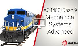 AC4400/Dash 9 - Mechanical Systems - Advanced