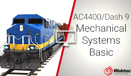 AC4400/Dash 9 - Mechanical Systems - Basic