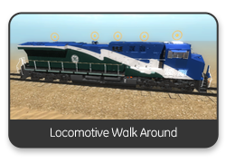 Locomotive Walk Around