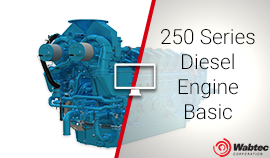 250 Series - Diesel Engine - Basic
