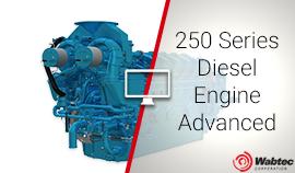 250 Series - Diesel Engine - Advanced