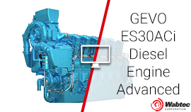 GEVO ES30ACi Diesel Engine Advanced